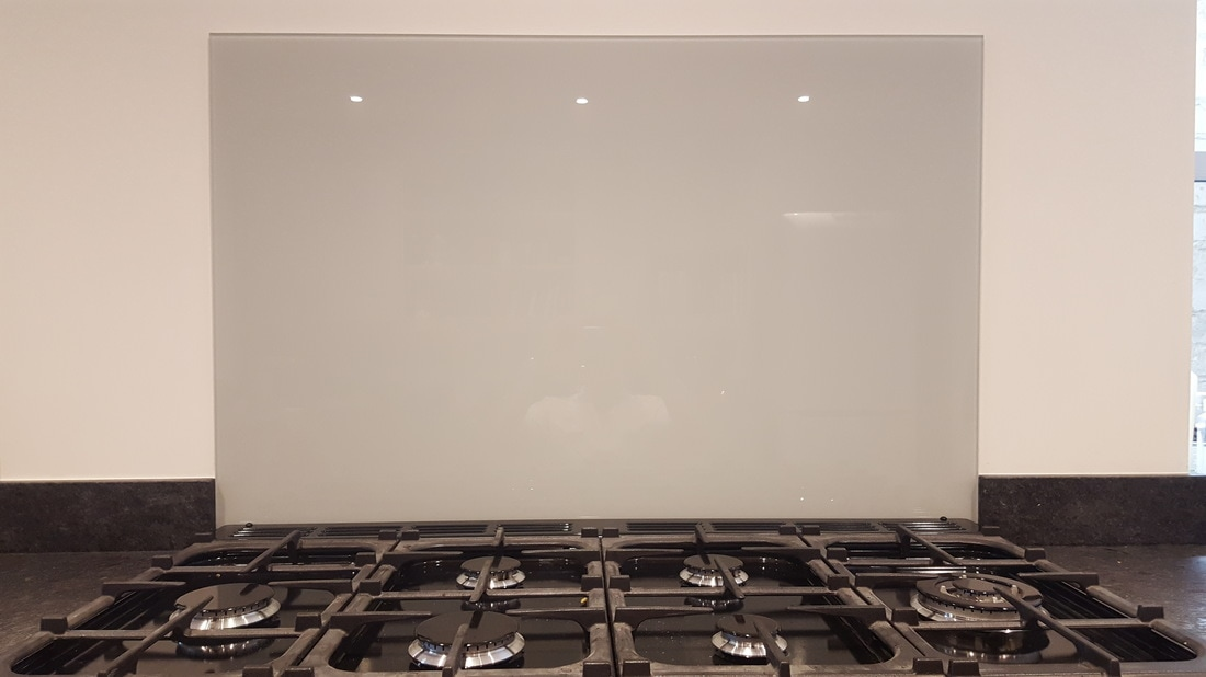 Glass Splashback Malvern