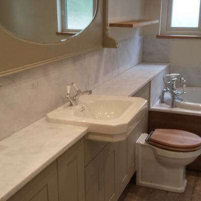 Bathroom Installation Worcester
